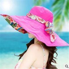 Hot 2015 Women Fashion Anti-UV Summer Hats Collapsible Face Protection Beach Hat Wide Big Brim Adjustable visor Sun Hat  $17.97  http://potalapalace.myshopify.com/products/hot-2015-women-fashion-anti-uv-summer-hats-collapsible-face-protection-beach-hat-wide-big-brim-adjustable-visor-sun-hat?utm_campaign=outfy_sm_1487475414_746&utm_medium=socialmedia_post&utm_source=pinterest   #me #photooftheday #style #happy #cool #beauty #beautiful #instagood #instadaily #instafashion #smile #fashionable…
