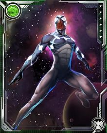 Spiderman's Captain Universe Suit When a lab accident granted Spider-Man the Uni-Power, his costume was cosmically changed into the Captain Universe outfit. Marvel Universe, Captain Universe, Marvel Comics, Marvel Heroes, Venom Comics, Amazing Spiderman, Comic Books Art, Comic Art, Cosmic Spider Man