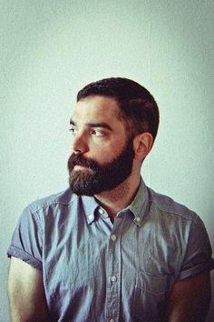 Great beard. Beatiful men