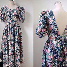 Bilderesultat for laura ashley dresses vintage