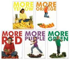 colorful healthy kid posters - Yahoo Image Search Results