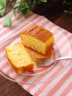 オレンジジュースで簡単しっとり爽やかオレンジケーキ レシピ・作り方 by めろんぱんママ@めろんカフェ|楽天レシピ