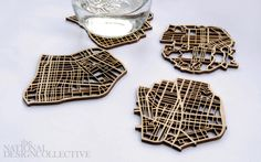 US Cities Coasters