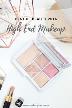 When it comes to spending money on high end products, I want to choose the best of the best - so naturally I look up the best of beauty 2016: high end products. Love this Hourglass Ambient Lighting Edit in Surreal Light!!
