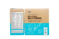 Baby Toddler Multi Powder | Natural Products | The Honest Company