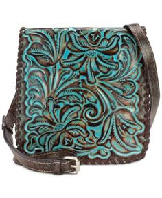 8a4eb517e877 Shop for Handbags & Accessories online at Macys.com. A brilliant turquoise  hue enriches