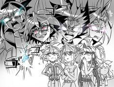 Yuri, Yuto,Yuya, Yugo, Rin, Yuzu, Ruri and Serena