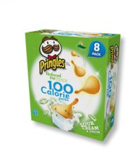 A list of popular snacks and their weight watchers points plus points