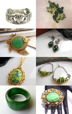Happy St. Patrick's by Marie on Etsy--Pinned with TreasuryPin.com