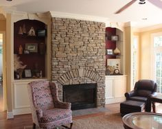 Traditional Living Room Fireplace Mantel Design, Pictures, Remodel, Decor and Ideas - page 262