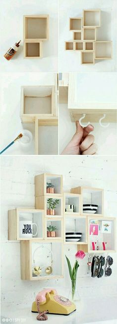 Imagen de diy, decor, and home