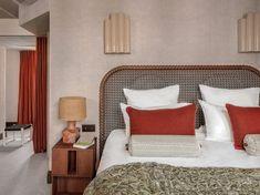 Hôtel Sookie | Boutique Hotel Marais | Galerie Coffee Shop, Sweet Home, Paris Hotels, Foyer, Room, Furniture, Boutique, Design, Architects