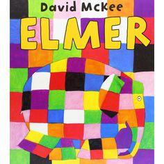 La dificultad de aceptarnos tal como somos, diferentes a otros, ayuda a comprender la dramática situación del simpático elefante Elmer, que quiere ser de color elefante. Consigue superar su problema gracias a su sentido del humor y a la plena aceptación por parte de sus compañeros. Una tensión narrativa muy bien resuelta, unas ilustraciones de gran colorido y un lenguaje de calidad literaria convierten este álbum en un libro imprescindible para los primeros lectores.