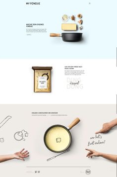 Ux Design, Food Web Design, Food Poster Design, Branding Design, Menu Design, Website Design Layout, Website Design Inspiration, Web Layout, Layout Design