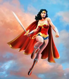 He's the hero Gotham deserves, but not the one it needs right now. Wonder Woman Y Superman, Wonder Woman Art, Wonder Women, Comic Book Characters, Comic Book Heroes, Comic Character, Character Reference, Comic Books, Dc Comics Art
