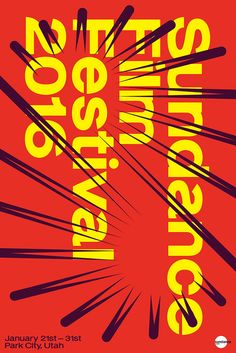 Official 2016 Festival Poster