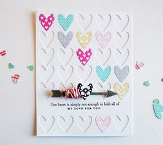 Papertrey Ink Forum • One Heart card