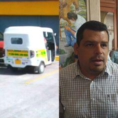 Cuántos beneficios para alguien que viene llegando fuera de la ley cuando en México ya retiraron más de mil Eco-Taxis: Juan Gómez, CNOP | El Puntero