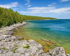 great lake beach pictures | Lake Huron Canada - Georgian bay Lake Huron - Manitoulin Island