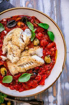 Summer Salad Recipes, Easy Salad Recipes, Fish Recipes, Seafood Recipes, Gourmet Recipes, Cooking Recipes, Healthy Recipes, Peeping Tom, Good Food