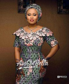 look: Super Gorgeous Ankara Styles You Would Love At First Glance - Wedding Digest Naija Latest Ankara Dresses, Ankara Dress Styles, Latest African Fashion Dresses, African Print Dresses, African Print Fashion, Africa Fashion, African Dress, Nigerian Fashion, African Prints