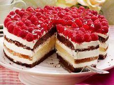 Unser beliebtes Rezept für Drei-Tage-Torte und mehr als 55.000 weitere kostenlose Rezepte auf LECKER.de.