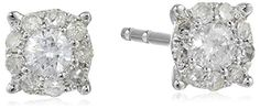 10k White Gold Diamond Stud Earrings (1/4 cttw, H-I Color, I2-I3 Clarity) Amazon Curated Collection http://www.amazon.com/dp/B0089J7X5O/ref=cm_sw_r_pi_dp_rwzrub0KECWFD