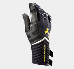 Men's Under Armour® Alter Ego Batman Highlight Football Gloves
