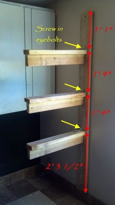 How To Build A Sturdy & Collapsible Saddle Rack - TeeDiddlyDee