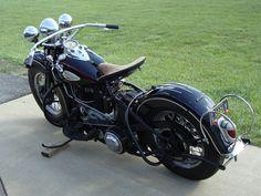 1936 Harley-Davidson Knucklehead Motor | eBay