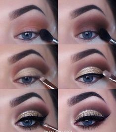 If you want to transform your eyes and increase your appearance, finding the very best eye make-up recommendations can help. You want to make sure you put on make-up that makes you look even more beautiful than you already are. Wedding Makeup Tips, Natural Wedding Makeup, Eye Makeup Tips, Makeup Goals, Skin Makeup, Makeup Inspo, Natural Makeup, Makeup Inspiration, Beauty Makeup