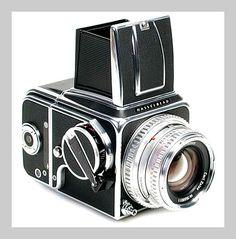 Hasselblad 500 Series camera