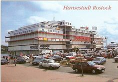 portcenter, rostock 1995