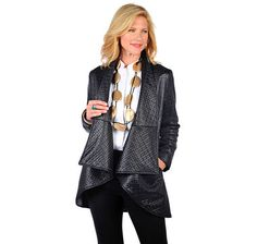 Marla Wynne Quilted Coat