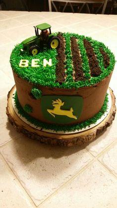 John Deer Cake