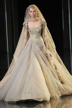 Elie Saab Fall 2010 Couture - Collection - Gallery - Style.com