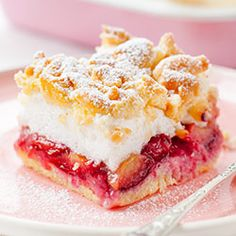 Polish Desserts, Polish Recipes, Polish Food, Pudding, Food Cakes, No Bake Cake, Cake Recipes, Almond, French Toast