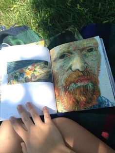 Ok I really want a book like this. Can anyone recommend any? Van Gogh or Monet preferably.