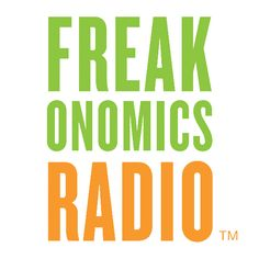 Freakonomics Radio [Podcast]. Go listen to this. gets ya thinking.  My favorite was about death and doctors.