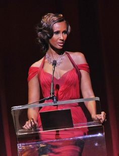 Iman+Finger+Wave - Click image to find more Hair & Beauty Pinterest pins