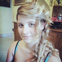 #treccia #spinadipesce #hairstyle by #treccemania & #treccinefashion #thebestintown #roma #professionali #allungamento #instahair #Capelli #capelliraccolti #mossi #parrucchiere #hairstylist #acconciatura #fishtale #smile #sorrisi #girls #trenzas #braidhair #look #fallowers #likeforlike #picoftheday #instaitalia #selfie #blog --> www.treccemania.blogspot.com