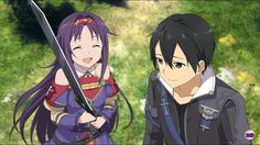 Yuuki & Kirito ~ Hollow Realization