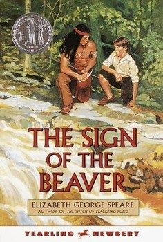 Reading packet for the book Sign of the Beaver by Elizabeth George Speare. The packet includes questions and activities for each chapter and after ...