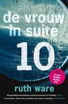 De vrouw in suite 10 by Ruth Ware - Books Search Engine Books To Read, My Books, E 10, Journal, Reese Witherspoon, Thrillers, Lululemon Logo, In This Moment