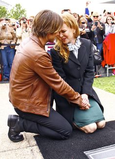 Keith Urban Photo - Keith Urban Receiving A Star On The Music City Walk Of Fame