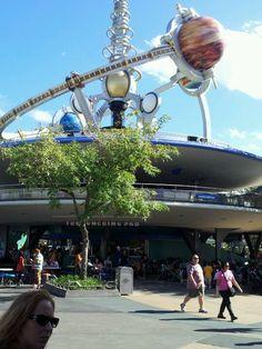 People Mover the Magic Kingdom found in Tomorrowland.  Fun little ride.