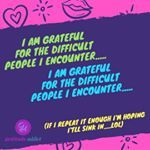 New Blog Post up at gratitudeaddictcomBeing grateful for difficult people you encounter  Its not easybut if you think about it a certain way you might see it differently Check it out on the blog GetYourGratitudeOnMake  the YearOfGratitudeGratefulForMyPainliveoutloudinspirationgratitudegratefulattitudeofgratitudepainposseinstablogchronicpainrecoveryblessedlupusyolobekindbeautifulinvisibleillnesswinningfibromyalgialoverockbottom gratefulgangacceptancethankfulkeepitgoinghappy