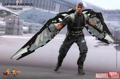 Take Flight with this Falcon Collectible from Hot Toys | News | Marvel.com