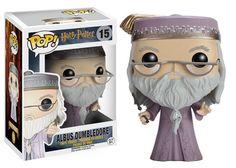 Pop! Movies: Harry Potter - Albus Dumbledore | Funko