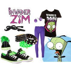 Invader Zim!!!